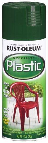Rust-Oleum 211360 Paint for Plastic Spray