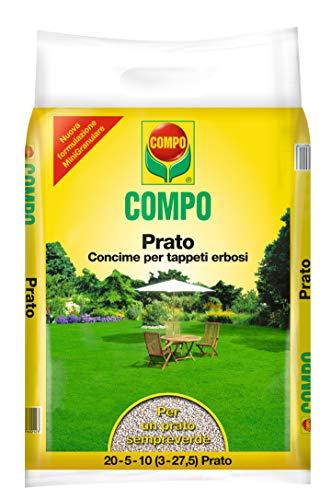 COMPO Concime per Prato, Per un prato sempreverde, 5 kg