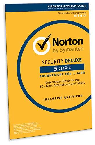 Symantec 21380122 FFP Norton Security Deluxe 3.0/DE/1 User Software