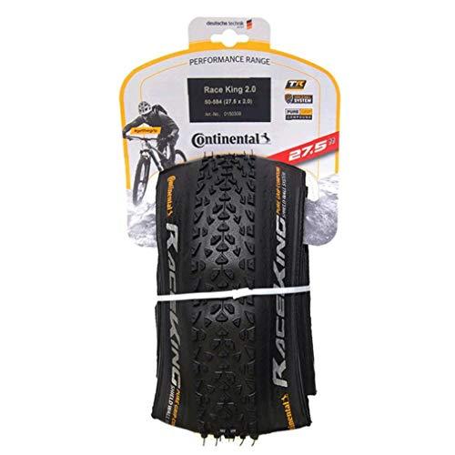 Bicicletas plegables de neumáticos de repuesto Continental Camino de bicicletas de montaña BTT neumáticos de protección (27x2cm)