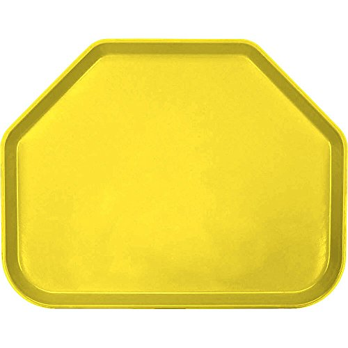 Camtray, Trapezoid, 14'' X 18'', Mustard, Nsf (12 Pieces/Unit)