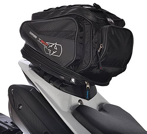 OXFORD T30R 30 liter motorfiets TAILPACK zwart OL335