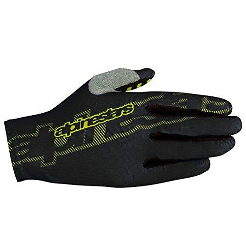 Alpinestars F-Lite Handschuhe XXL Black/Acid Yellow