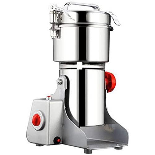 MAOGOO. Elektrische Getreideschleifer, Multifunktions-Haushaltsmikronizer-Maschine, Edelstahlmaterial, kann für Kaffee, Gewürzkörner verwendet Werden