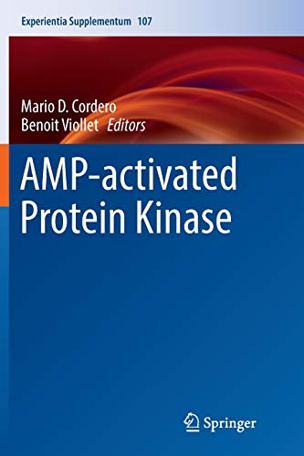 AMP-activated Protein Kinase: 107 (Experientia Supplementum) 🔥