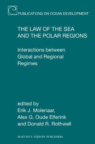 Compare Textbook Prices for The Law of the Sea and the Polar Regions:  Interactions between Global and Regional Regimes Publications on Ocean Development XXXIV, 432 Pp. ed. Edition ISBN 9789004255203 by Erik J. Molenaar