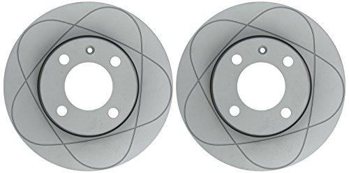 Preisvergleich Produktbild ATE 24031201061 Bremsscheibe Power Disc - (Paar)