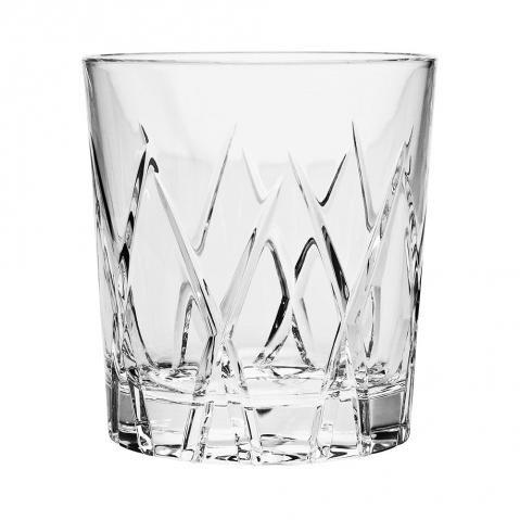 ARNSTADT KRISTALL Whiskyglas London hell (9 cm) Kristallglas mundgeblasen · handgeschliffen · Handmade in Germany