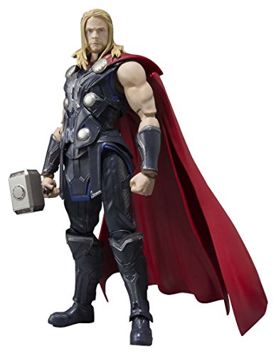Figurine 'Avengers - Age Of Ultron' - Thor - 15 Cm [Importación Francesa]