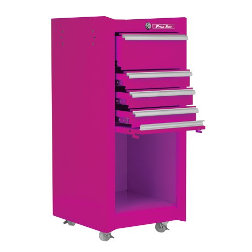 Pink Tool Cart, The Original Pink Tool Box. Pink Salon Tool Cart