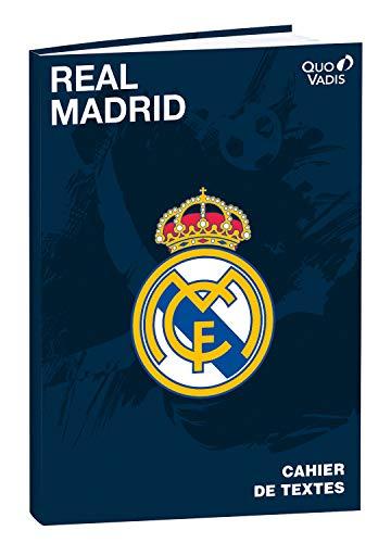Quo Vadis Real Madrid - Cartel de textos, 15 x 21 cm, logotipo
