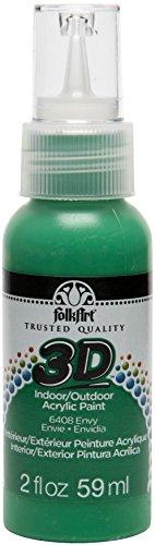 Plaid: Craft Folkart 3D Couleurs 56,7 Gram, Multicolore, 3.17 x 3.17 x 12.06 cm