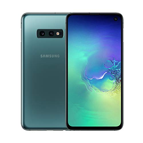 Samsung Galaxy S10e 128 GB Hybrid-SIM Android Smartphone - Green (UK Version)