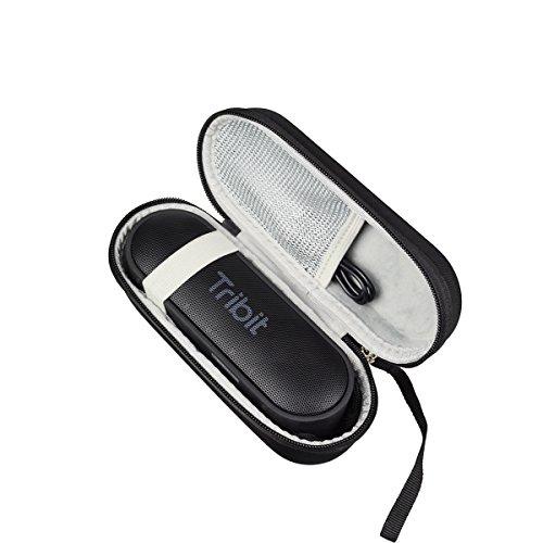 Duro Estuche Viajes Funda Bolso para Tribit XSound Go - Altavoz inalámbrico portátil, Bluetooth by AONKE