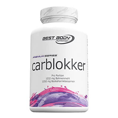 Best Body Nutrition -   Carblokker mit