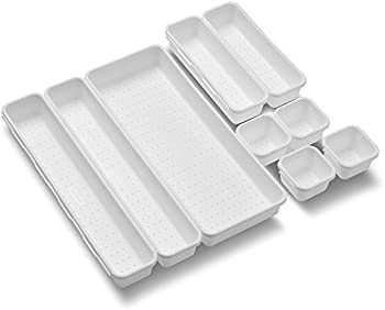 9-Piece MadeSmart Value Interlocking Bin Pack