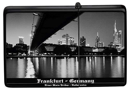 LEotiE SINCE 2004 Feuerzeug Schwarz Benzinfeuerzeug Sturmfeuerzeug Metallfeuerzeug Butcher Frankfurt Deutschland