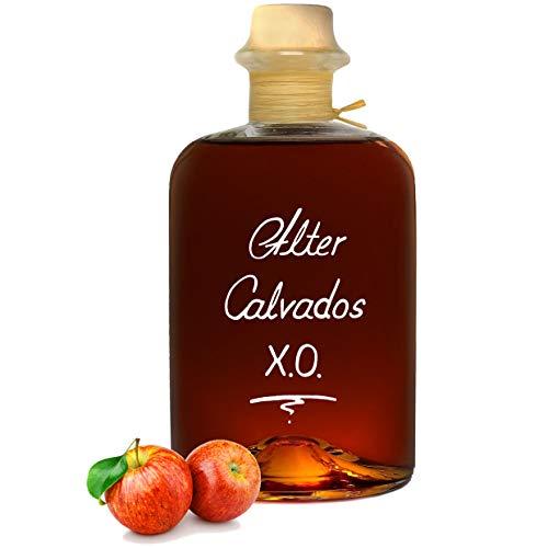 Alter Calvados X.O. 0,7L Aromatisch & sehr weich Apfel Brand Normandie 40% Vol.