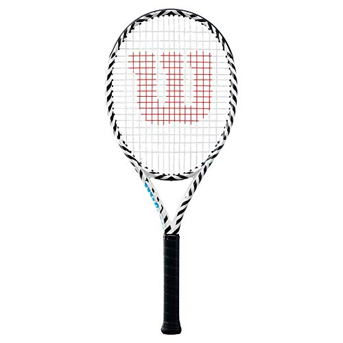 Azul Blue//Navy WILSON Ultra 26 Raqueta de Tenis Unisex Adulto
