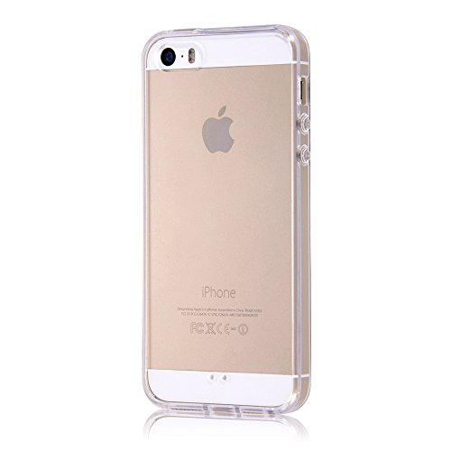 レイ・アウト iPhone SE / iPhone5s / iPhone5 ケース ハイブリッド(TPU+ポリカーボネイト)ケース クリア RT-P11CC2/C