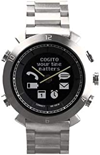 COGITO Classic Silver Stainless Steel CW2-0-012-01