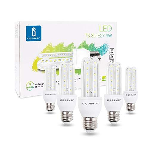 6 Bombillas LED E27