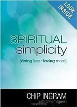 Spiritual Simplicity: Doing Less, Loving More (Study Guide)