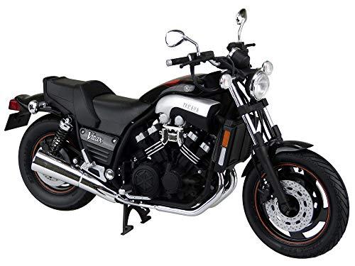 青島文化教材社 1/12 バイクシリーズ No.8 ヤマハ VMAX 2007 プラモデル