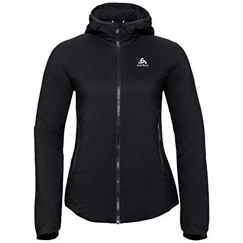 Odlo Damen Insulated FLI S-Thermic Jacke, Black, S