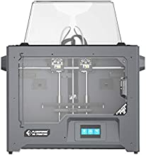 FlashForge 3D Printer: The New Creator Pro 2 with Independent Dual Extruder System, 2 Free Spools of PLA Filaments Included(N.W.:1kg/Spool)
