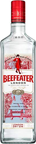 Beefeater London Dry Ginebra - 1000 ml