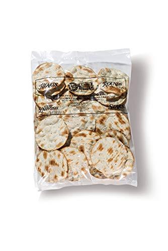 Valley Lahvosh Heart Original Crackerbread, 12 Ounce -- 6 per case.