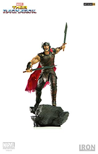 Iron Studios Thor: Ragnarok Thor Battle Diorama Series 1:10 Scale Statue image