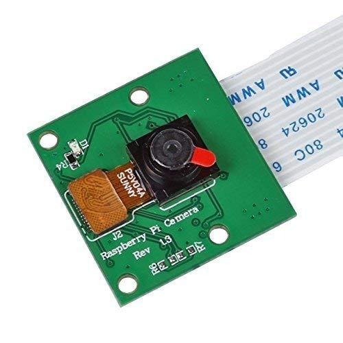 Cámara módulo cámara de 5 MP Webcam de vídeo 1080p 720p para Raspberry Pi 3 Modelo B Pi 2