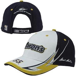 The Game Mark Martin Sponsor Adjustable Hat - Black/White