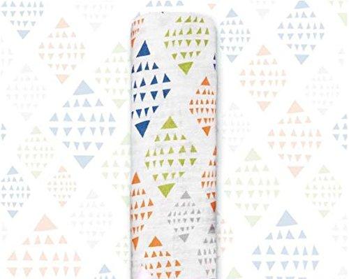 Aden + Anais Musy Paper Tales Géométriques Mousseline Unisexe