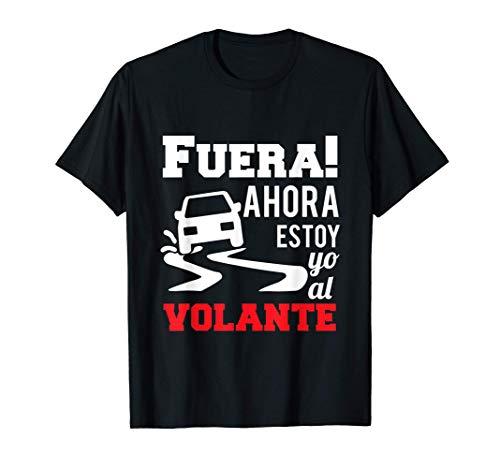 regalo nuevo conductor de coche examen práctico de conducir Camiseta