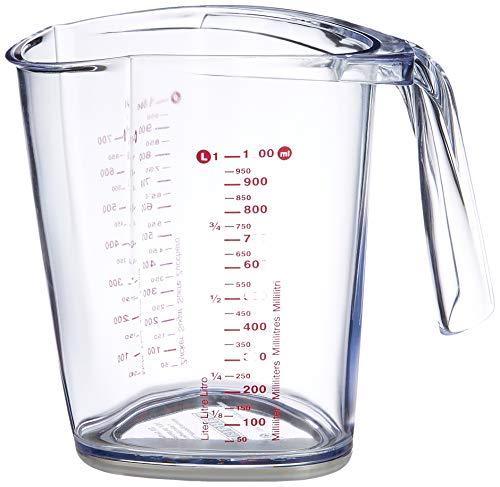 Leifheit 3048 ComfortLine - Jarra graduada de 1 litro