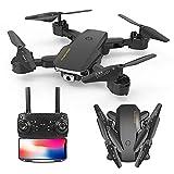 Mini Dobrável Aerial Drone Drone É Adequado Para Entusiastas De Fotografia Ao Ar Livre.HD Quadcopter 480p / 1080p / 4K HD Controle Remoto Aeronaves 1000g Dobrável: 15x15.5x5.5cm