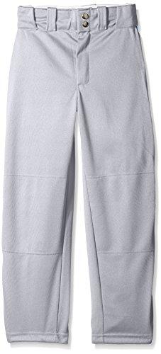 WILSON Klassische Baseball-Hose mit bequemer Passform, paspeliert, Jungen Mädchen, Grau/Königsblau, X-Large