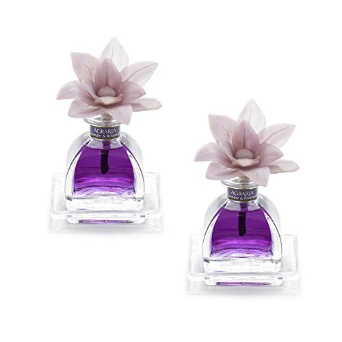 AGRARIA Petite Diffuser Duo, Lavender & Rosemary