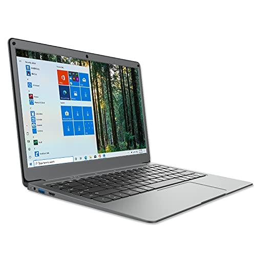 "Windows 10 Laptop 13.3"" Full HD 1920 x 1080, Light Laptop Computer 4GB RAM, Dual Band 5GHz WiFi (2X WiFi Speeds), Intel Celeron Processor, USB 3.0, Bluetooth, Laptop (64GB,Free Office 1 Year)"