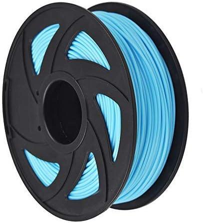 lowest 3D Printer Filament - 1KG(2.2lb) 1.75mm / new arrival 3 mm, Dimensional Accuracy PLA Multiple Color wholesale (Sky Blue,3mm) online sale