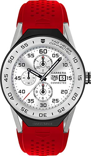TAG Heuer Connected Modular 41 - Reloj Inteligente para Hombre SBF818001.11FT8033