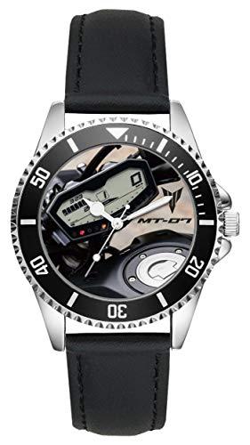 KIESENBERG Uhr - Geschenke für Yamaha MT-07 Fan Tacho Cockpit L-20820