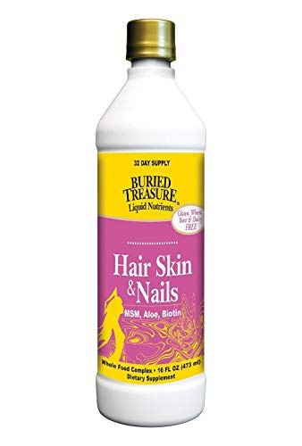 Buried Treasure Hair Skin and Nails Complete - 16 fl oz by Buried Treasure