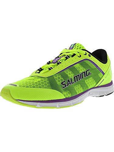 Salming Speed Damen Laufschuh Sneaker Safety Yellow gelb 1280023-9191 UVP 140EUR, Schuhgröße:EUR 43 1/3