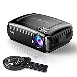 SOLOVE HDMI Projector for Classroom Review