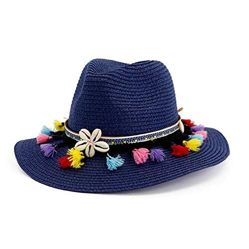 Fantastic Prices! Hat Women's Husk hat Outside Beach hat Sunscreen Visor hat hat (Color : 04, Size :...