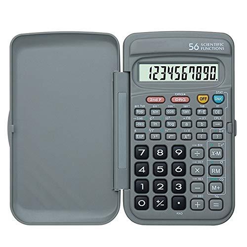 QuRRong Calculator Wetenschappelijke rekenmachine Statistieken Trigonometrische functie voor middelbare school studenten Desktop Calculator